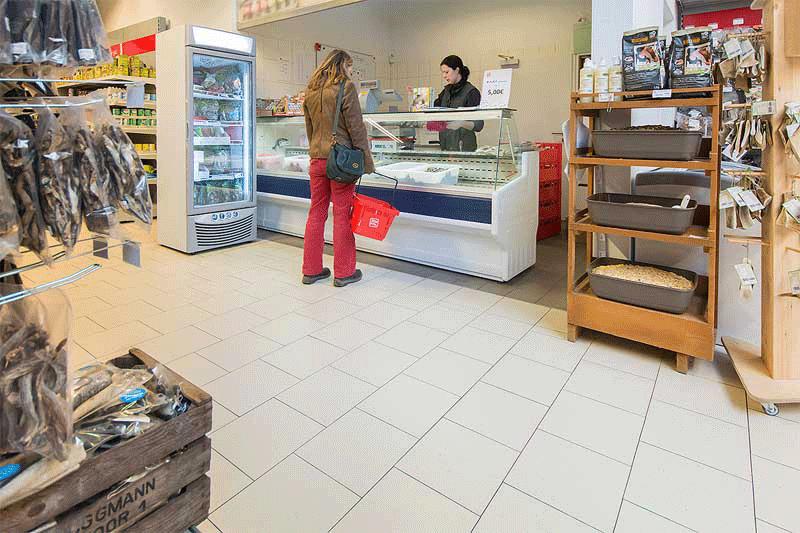 Frischfleisch Bestellung Zoo Knutzen in Kiel
